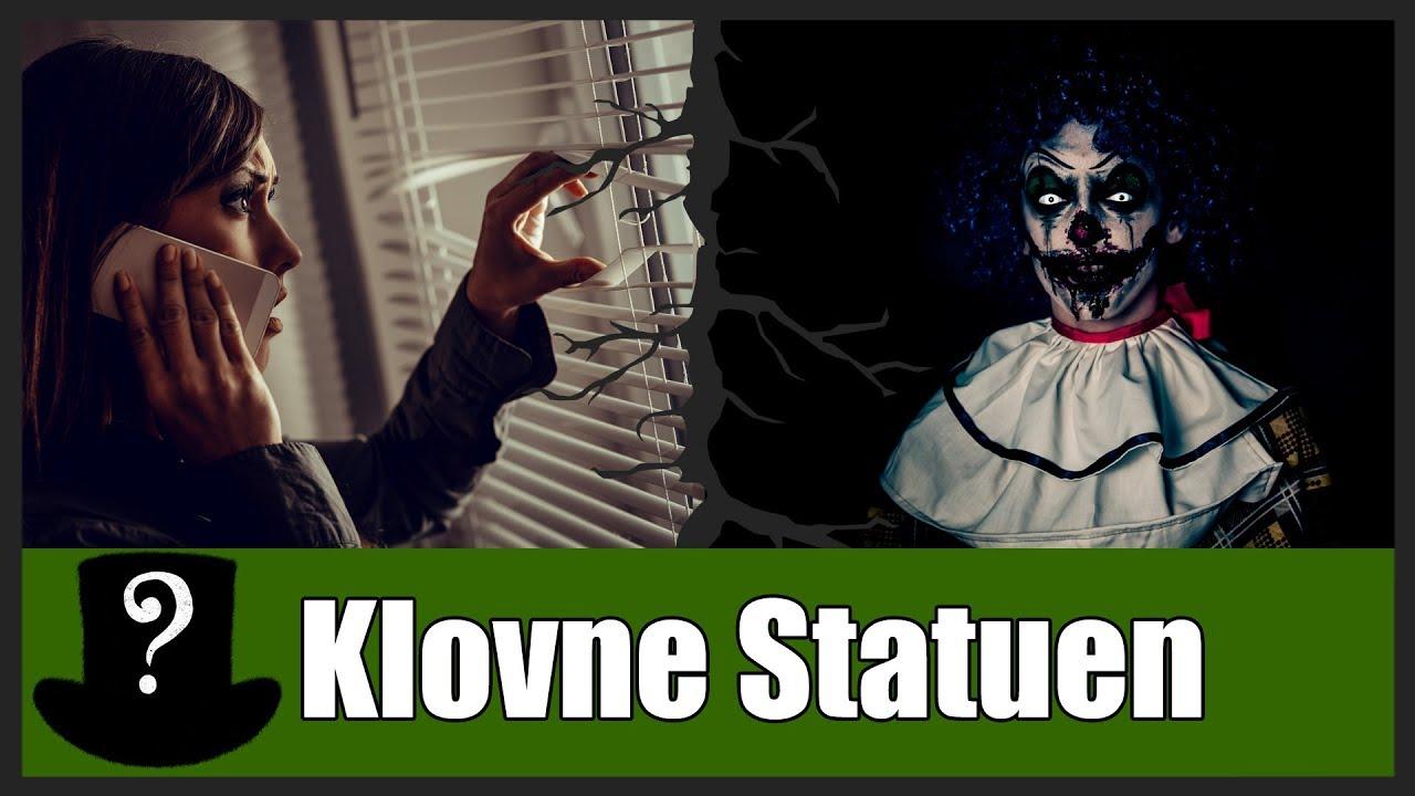 Uhyggelige Historier Klovne Statuen Youtube