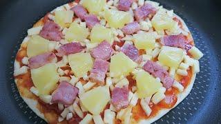 하와이안 피자 Hawaiian pizza 夏威夷披萨