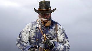 Hunting Flaco And His Gang In Ambarino EPIC CINEMATIC STYLE! - Red Dead Redemption 2 Gameplay