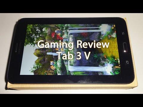 Samsung Galaxy Tab 3 V Video Clips