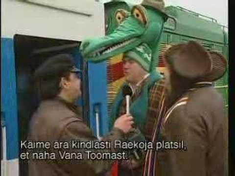 Kreisiraadio - Gena Ja Potsataja