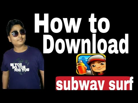 How To Download Subway Surf Unlimited Coins And Key In Android For Free