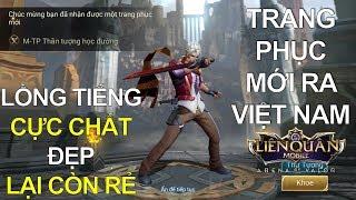 Trang phục mới ra mắt Việt Nam: MURAD M-TP Thần tượng học đường cực chất giá lại rẻ [Mua và Test]