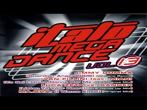 Italo Mega Dance Vol.13 (2009) (CD Completo)