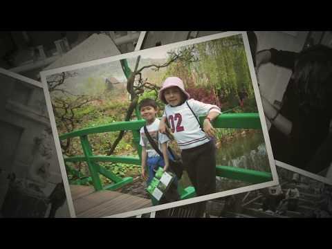 TRAVEL | FRANCE - MONET'S GARDEN  |  YOUNG CHILDREN