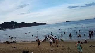 13 июня. Море напротив отеля Fairy Bay на севере Нячанга