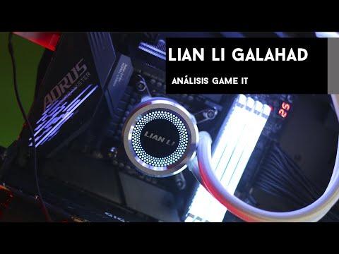Lian Li Galahad #review y unboxing en español |GameIt ES
