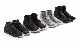 f3e301b1e2bb Unboxing Review sneakers Adidas Tubular Series ...