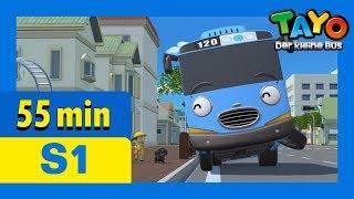 Tayo Der Kleine Bus Spielzeit 1 Zusammenstellung l Folge 1-5
