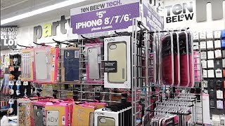iPhone Cases + Accessories Shopping at Five Below