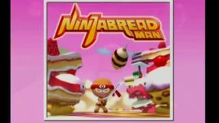 Ninjabread Man (PS2) Gameplay