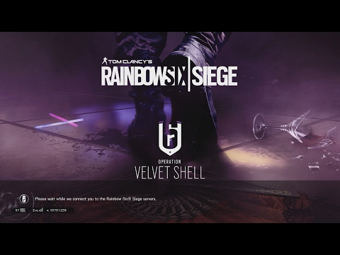 Tom Clancy's Rainbow Six  Siege - Noob trying casual