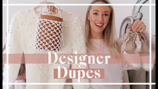 DESIGNER DUPES 2019 // Zimmerman, Gucci, Chloe, Marysia   |   Fashion Mumblr