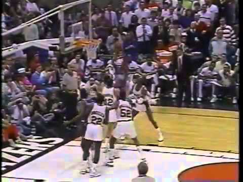 Isiah Thomas: 22 Point 3rd Quarter Vs Portland (1990 Finals Game 4)