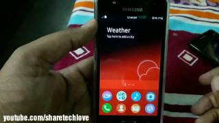 Samsung z4(Hindi)-Troubleshooting and fixing the apps disappearing issue