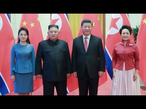 الرئيس الصيني شي جينبينغ في زيارة دولة لكوريا الشمالية هي الأولى منذ 14 عاما  - نشر قبل 13 دقيقة