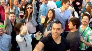 Gopro: Esto es la Fiesta de la Primavera - This is the Festival of Granada Spring