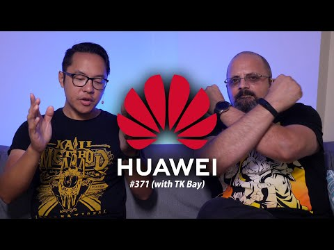 Where is Huawei now?