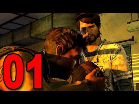The Walking Dead Season 3 Episode 3 - HE'S KISSING MY GIRL! (Part 1)