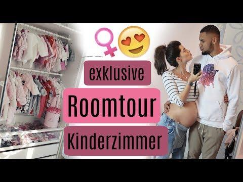 Exklusive Roomtour ♡ Das Kinderzimmer Unserer Prinzessin