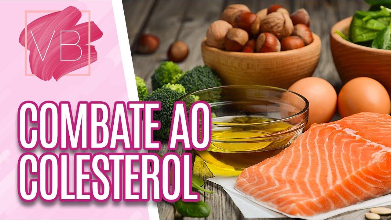 Como combater o colesterol alto - Você Bonita (07/08/20)