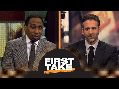 Stephen A. and Max debate if Thunder will break Rockets' win streak | First Take | ESPN
