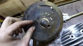 Двигатель ИЖ 56. Дефектовка