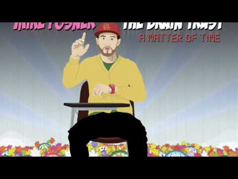Smoke & Drive - Mike Posner (A Matter of Time Mixtape) Ft. Big Sean, Donnis, & Jackie Chain