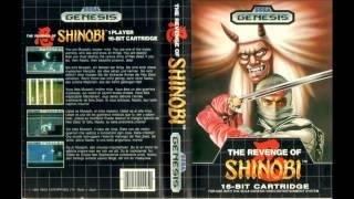 The Revenge of Shinobi - COMPLETE Soundtrack - Sega Genesis Remix/Arrangement