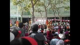 National Day of the Republic of China - dance performance (2013)