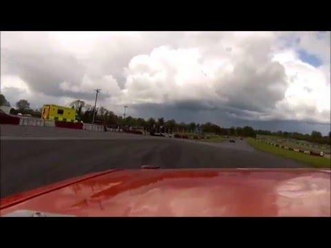 Rallysport Association Tynagh 2016 Gary Higgins, Escort G4