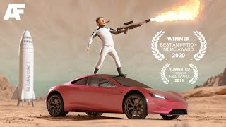 Download The Elon Musk Story | 3D Animated Mp3 and Videos