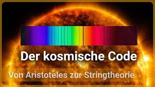 Der kosmische Code • Aristoteles ⯈ Stringtheorie (8) | Josef M. Gaßner thumbnail