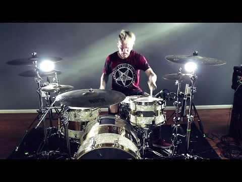 Dylan Taylor  Damn Girl! Drum Cover