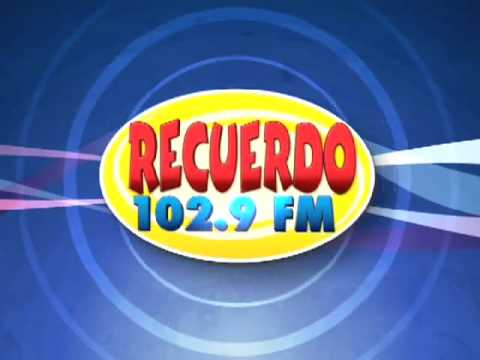 Aquí Se Escucha Recuerdo - Recuerdo 102.9 FM San Diego