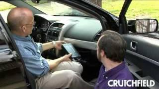 JL Audio CleanSweep Factory Sound Processor | Crutchfield Video