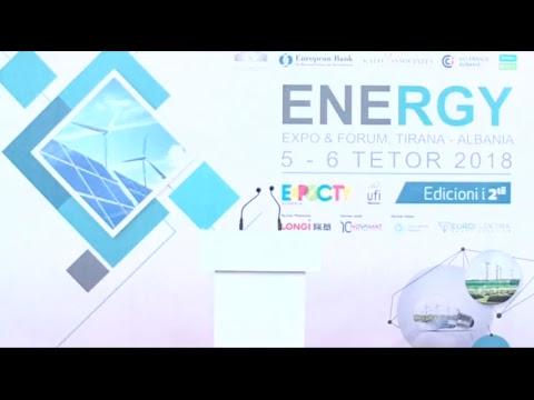 Energy Expo & Forum, Edicioni i 2-të, 5-6 Tetor 2018, Tirana - Albania.