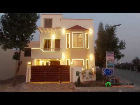 TOP LOCATION OF SOCIETY OWNER BUILD 5 MARLA HOUSE FOR SALE IN BAHRIA NASHEMAN LAHORE