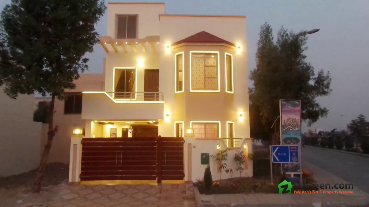 Top location of society owner build 5 marla house for sale Construction cost of 5 marla house
