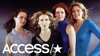 Best Celebrity Cameos In 'Sex And The City' | Access