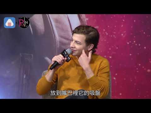 《X戰警:黑鳳凰》大陣仗訪韓 泰·謝里丹自曝最愛「這一味」