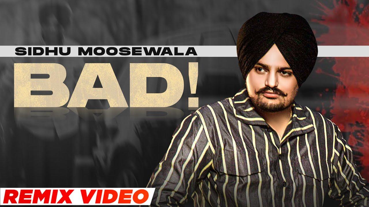 Bad (UK Drill Refix) | K2 CRUDDY x SIDHU MOOSEWALA x SURINDER RATTAN | Latest Punjabi Song 2021