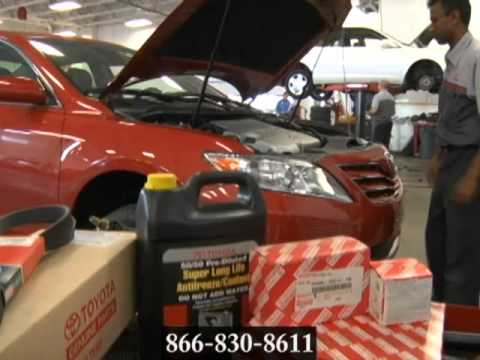Fred Toyota Charleston Sc >> Toyota Power Steering Pump Leak Service Repair Replacement Savannah GA Charleston SC Fred ...