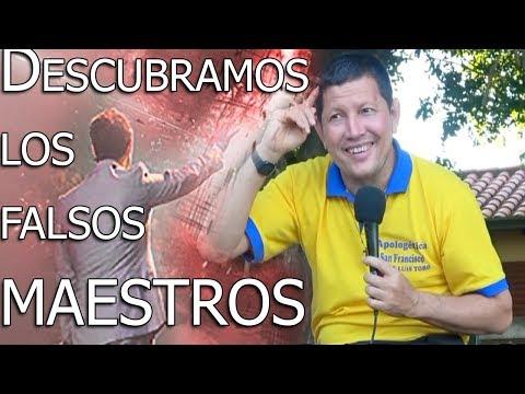 Descubtamos los falsos maestros - Padre Luis Toro desde Paraguay