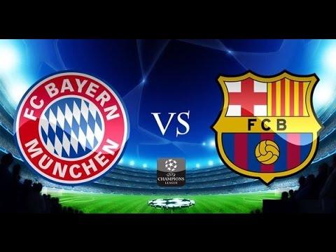 Fifa 15 Online Seasons Bayern i Barcelona