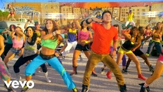 Repeat youtube video Don Omar - Zumba Campaign Video