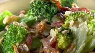 Sunny Cauliflower Broccoli Toss - Quickrecipes - Easy Recipes - How To