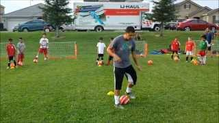 FIRSTOUCH SOCCER TRAINING