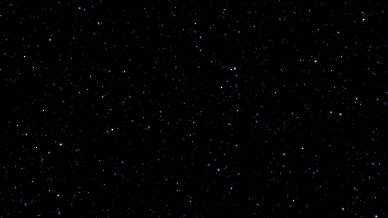【動画素材】星空 star