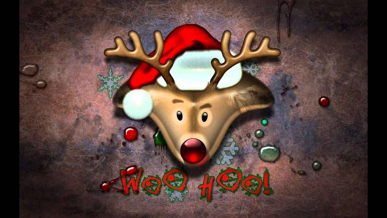 rudolph the red nosed reindeer heavy metal christmas youtube - Heavy Metal Christmas